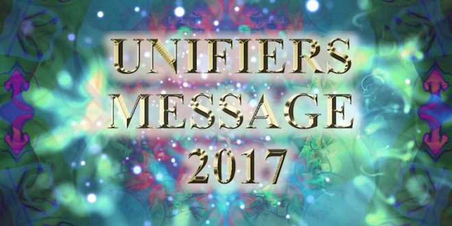 Unifier's Message for year 2017