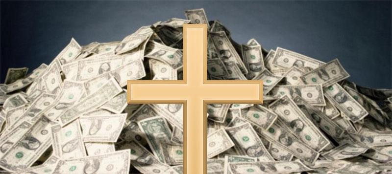 church-riches
